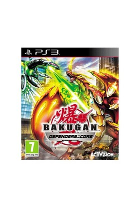 Bakugan 2 PS3