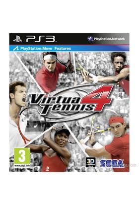 Virtua Tennis 4 PS3