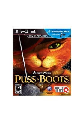 Puss In Boots (Çizmeli Kedi) Move Uyumlu PS3