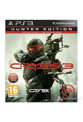 Crysis 3 Hunter Edition Türkçe PS3