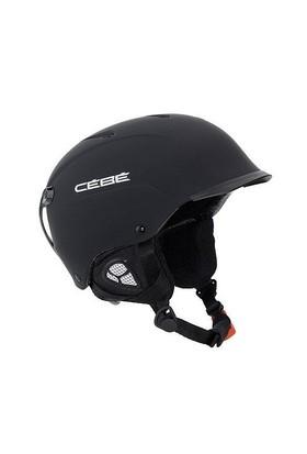 Cebe Contest Visor 52-55Cm Siyah Kayak Ve Snowboard Kaskı