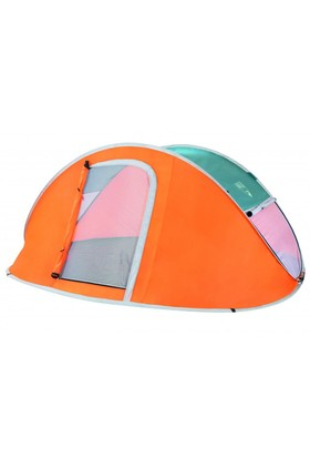Pavillo Nucamp X4 Outdoor Dört Kişilik Kamp Çadırı (68006)