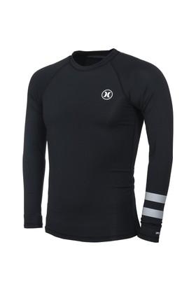 Hurley Boys Icon Ls Rshgrd In Çocuk (Licra) Surf T-Shirt