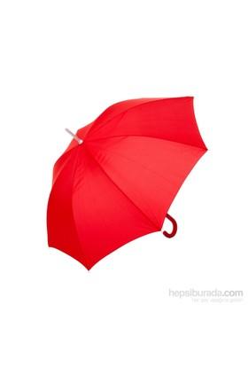 Biggbrella 07123T80R Uzun Şemsiye Kırmızı