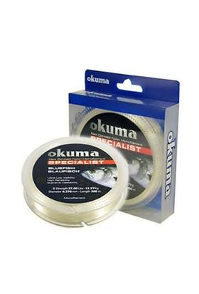 Okuma Bluefish Çinekop Lüfer Misinası 300Mt 12,27Kg Çeker 0,37Mm