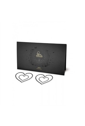 Bijoux Mini Kalpli Göğüs Sticker