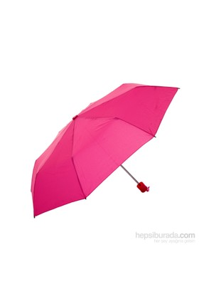 Biggbrella 3401Pı Mini Şemsiye Pembe