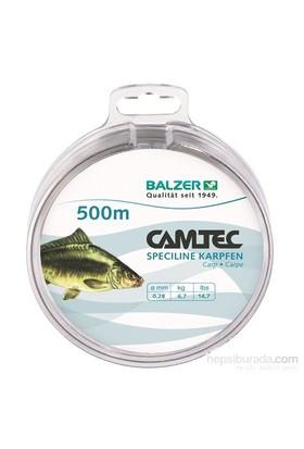 Balzer 12162 Camtec Speciline Karpfen 400 M 0.40 Mm Kahverengi Olta Misinası