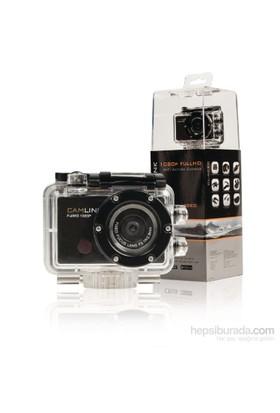 Camlink CL AC20 Full HD Dahili Wİ-Fİ Aksiyon Kamera