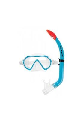 Scubapro Spider Maske-Şnorkel Çocuk Set
