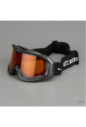 Cebe Eco Siyah-Kavuniçi Erkek Kayak Ve Snowboard Gözlüğü