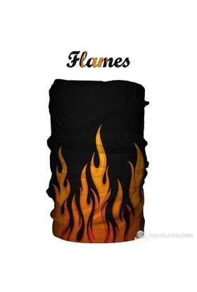 Narr Flames Bandana