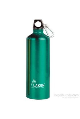 Laken Alüminyum Futura Şişe 0,75L Yeşil LK72-V