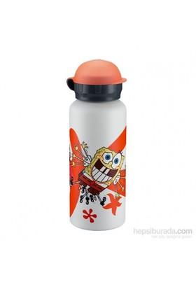 Laken Sponge Bob 0.45l Alüminyu Vuelo De Bob Unisex Matara