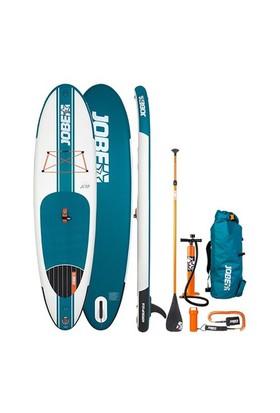 JOBE Şişme SUP Aero (Kürek Sörfü) Tahtası 10'6 - Ayar. Fiberglas Kürek