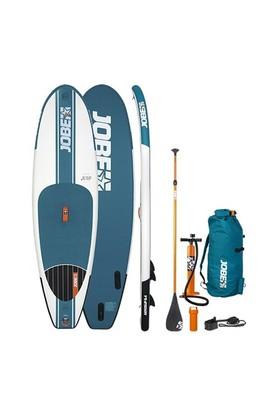 JOBE Şişme SUP Aero (Kürek Sörfü) Tahtası 10' - Ayar. Fiberglas Kürek