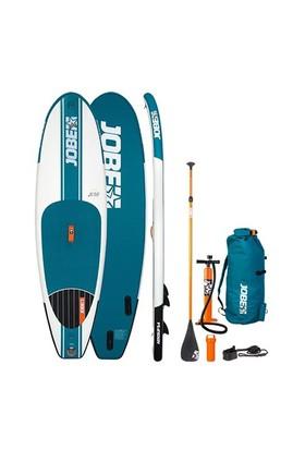 JOBE Şişme SUP Aero (Kürek Sörfü) Tahtası 9'4 - Ayar. Fiberglas Kürek