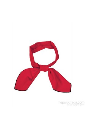 Cool Tie -Düz Renk Kırmızı