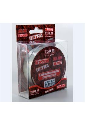 Lineaeffe Hikaru Ultra Fluoracarbon Misina 600M 0,20Mm