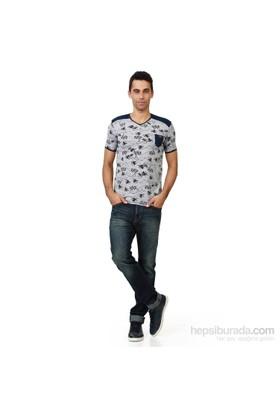 Dewberry T8519 Erkek T-Shirt