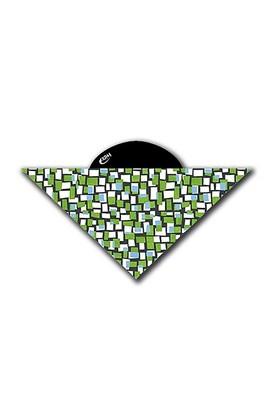 Wind Peak Square Green Siperli Bandana WD7234