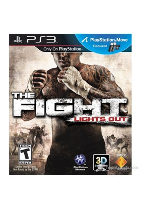 The Fight Ps3