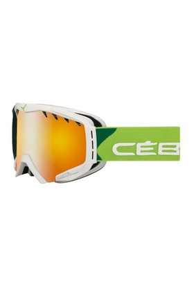 Cebe Hurricane L Green Wood Orange Flash Fire Kayak Gözlüğü