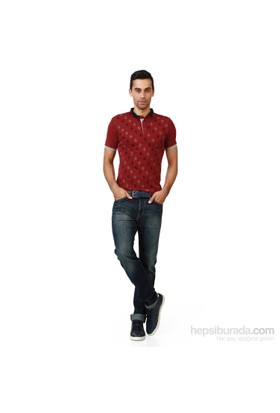 Dewberry T8529 Slim Fit Pike Erkek T-Shirt