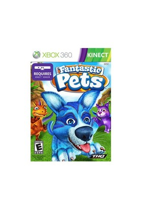 Paws&Claws-Fantastic Pets XBOX