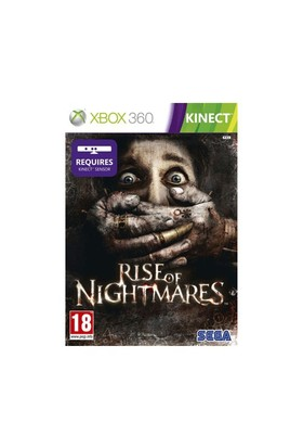 Rise Of Nightmares XBOX