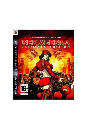 Command & Conquer Red Alert 3 Ps3
