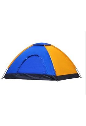 Angel Eye 8 Kişilik Pencereli Kamp Çadırı 220X300x160 Cm