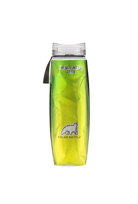 Polar Bottle Ergo Insulated Halftone 0.65Lt Termos