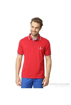 Dewberry Erkek Tişört Kırmızı