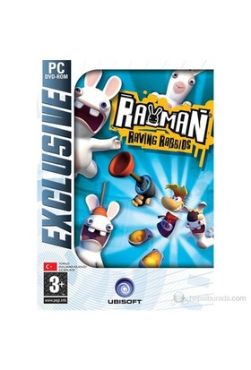 Rayman Raving Rabbids PC