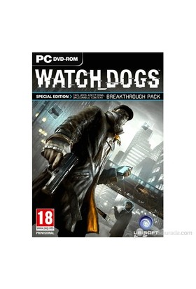 Watch Dogs Special Edition PC