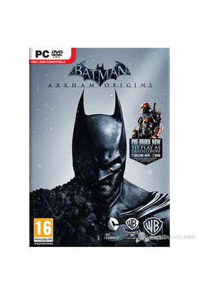 Batman Arkham Origins Limited Edition PC