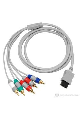 Tasco Wii Uyumlu HYS-W006 Component Kablo