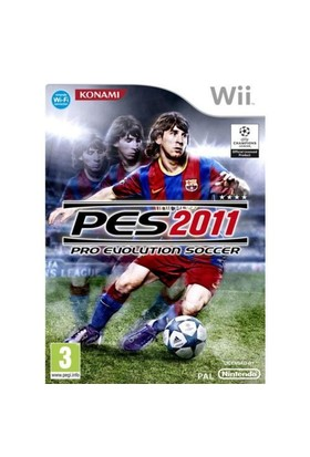 Pes 2011 Wii