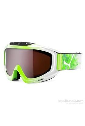 Cebe Verdict L Pop Yeşil-Kahve Kayak Ve Snowboard Gözlüğü