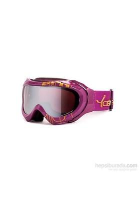 Cebe Mystic M Mor-Koyu Kırmızı Kayak Ve Snowboard Gözlüğü