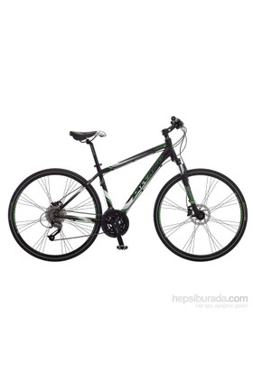 Salcano City Sport 10 Hd 18'' Siyah-Kırmızı-Gri Bisiklet
