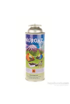 Nurgaz NG207 Valfli Kartuş 220 GR