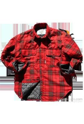 Av Gömleği-03 202 Skoç Gömlek+Elyaf Astarlı