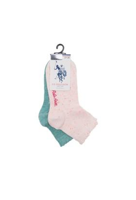 U.S. Polo Assn. Kız Çocuk Çorap