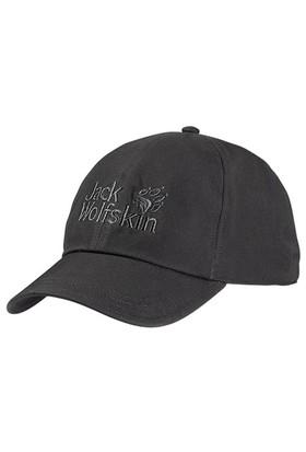 Jack Wolfskin Baseball Cap 1900671 / Dark Steel - - Std