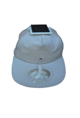 Greensolar Solar Enerjili Fanlı Şapka Tps626