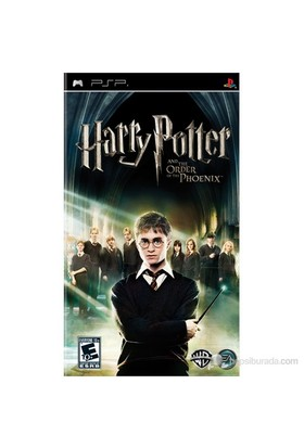 Harry Potter Order Of The Phoenix PSP