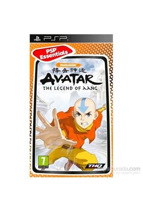 Avatar Legend Of Aang PSP