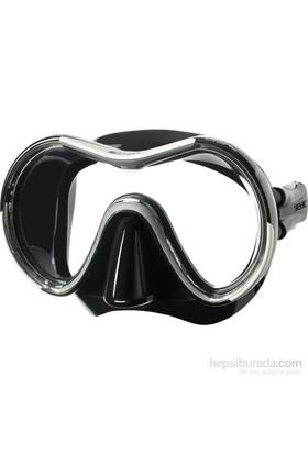 Seac Sub Maske Charm (Sıyah/Sıyah)